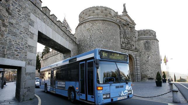 Mejoras en el servicio de autobuses de Toledo con ahorro del 30%