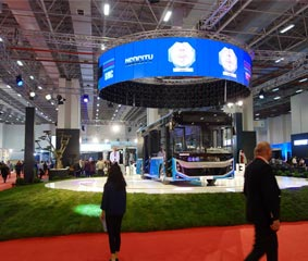 Busworld Turquía vuelve a sus raíces en Estambul