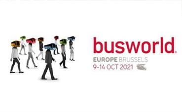 Cancelado el 'Busworld Europe 2021' sin fecha de celebración