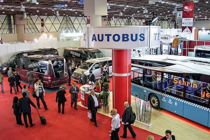 Busworld Turquía presentó 145 expositores de 12 países