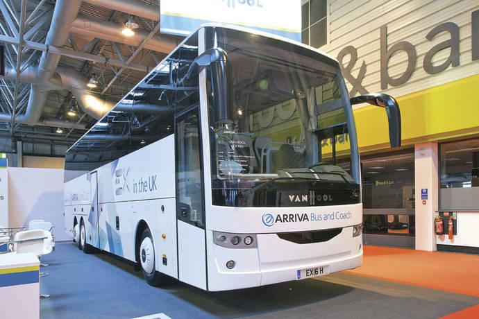 Busworld Europa se celebrará en Bruselas a partir de 2019