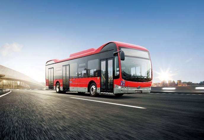 BYD consigue el primer pedido de eBus con Unibusse en Noruega