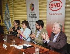 BYD y Ecuador se comprometen para la creación de autobuses eléctricos