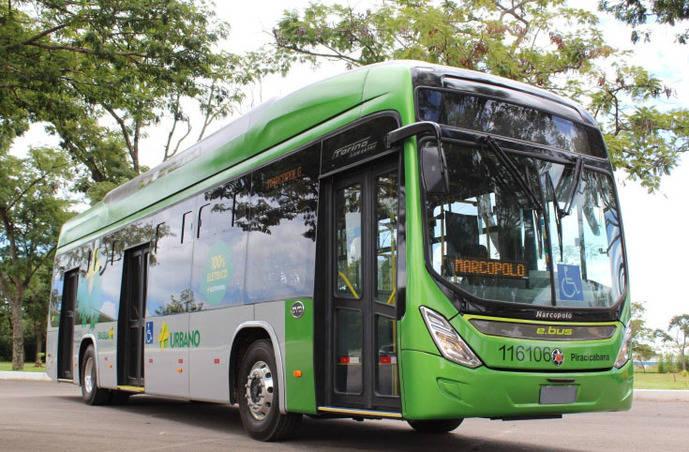 BYD llega a Brasilia, con un nuevo modelo de autobús eléctrico