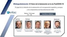 #DialogosAutomocion, el webinar de ANFAC ante el Covid-19