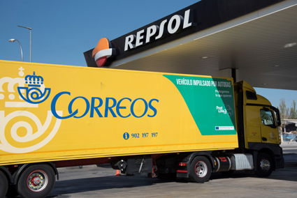 Correos elige Repsol Autogas para su flota Eco