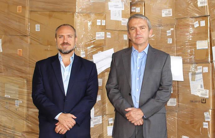 Palletways Iberia colabora con la ONG World Vision