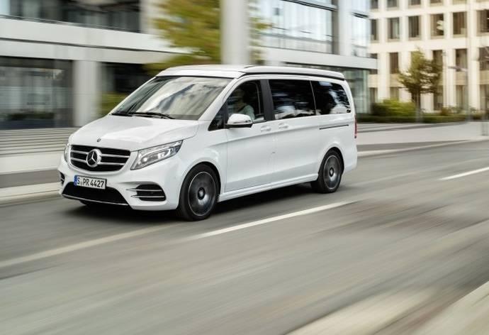 Marco Polo Horizon, Mercedes-Benz extiende su familia de compactas
