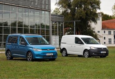 Volkswagen lanza la quinta generación del Caddy