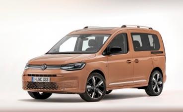 Volkswagen presenta la quinta generación del Caddy