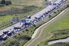 La Cetm alerta de la continuidad de los problemas en el paso de Calais
