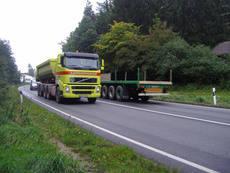 Crece el número de mercancías transportadas