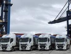 Endesa incorpora tres camiones de Iveco de GNL