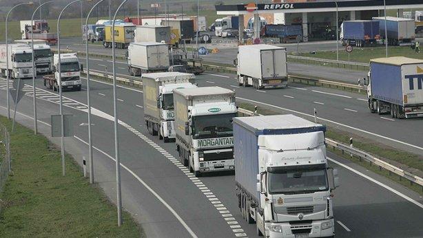 La morosidad en el transporte en noviembre se sitúa en 78 días de media
