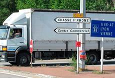Publicadas las restricciones a camiones en Francia