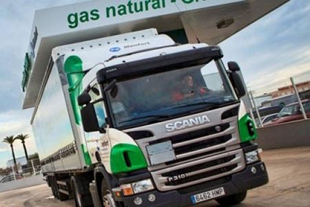 El gas natural se posiciona como opción para el transporte profesional urbano