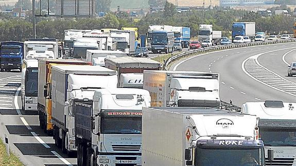 CCOO pide una transición justa para camiones, ante la nueva normativa de emisiones