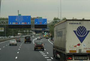 Las empresa que operen en Países Bajos deberán registrar a sus conductores