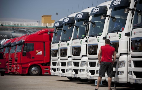 Fenadismer crea una Plataforma de Afectados por el Cártel de los Fabricantes de Camiones