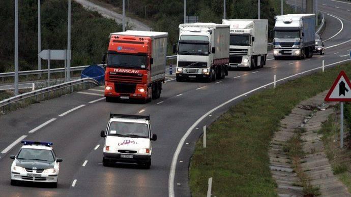 El sector del transporte crea 275 nuevas empresas en abril, según Infocif-Gedesco