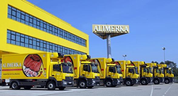 HAM construye para Alimerka una estación de servicio de gas natural