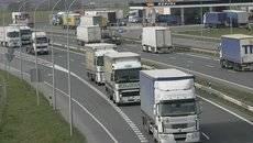 Navarra plantea rescindir el paso de camiones por la N-121 mientras duren las obras de Belate