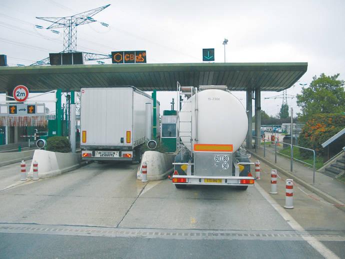 Los transportistas no están obligados a formar a sus conductores con el tacógrafo