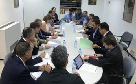 CETM-Madrid se reúne con el Director General de Trabajo
