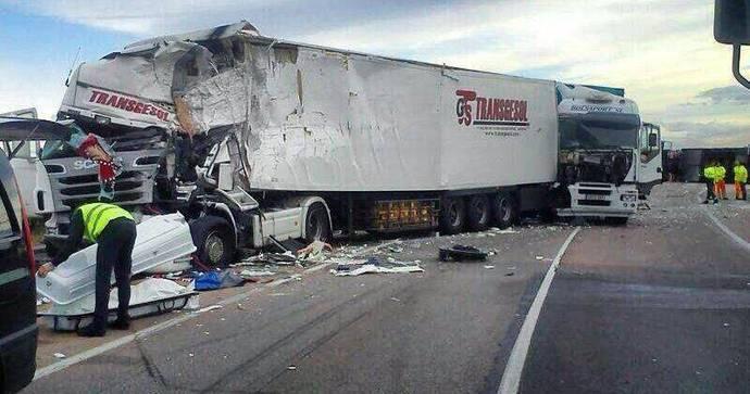 1.200 personas fallecidas en accidentes de tráfico durante 2017, un aumento del 3% respecto a 2016