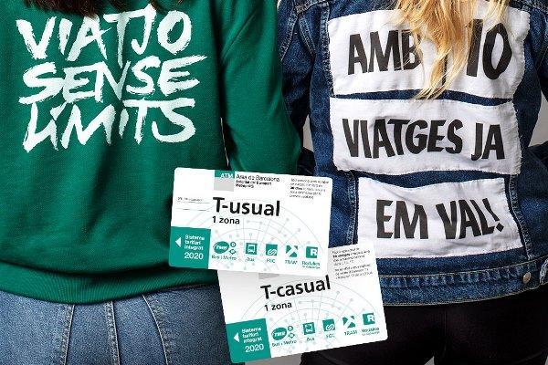 La ATM lanza una campaña para dar a conocer sus nuevos títulos de transporte