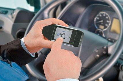 El 81% de los conductores canarios se distrae con el GPS