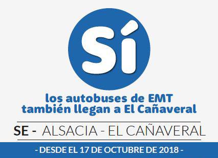 EMT Madrid pone en marcha una línea a El Cañaveral