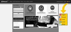 Monbus pone en marcha una nueva página 'web' multi-idioma