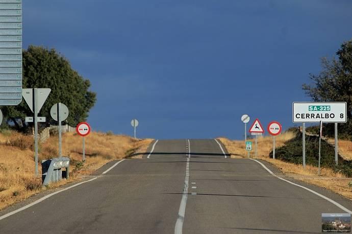 Modificaciones de titularidad de dos tramos de carreteras de Salamanca