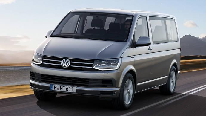 Volkswagen introduce en España el nuevo Caravelle