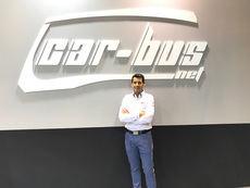 Jordi Monferrer, director general de Car-bus.net