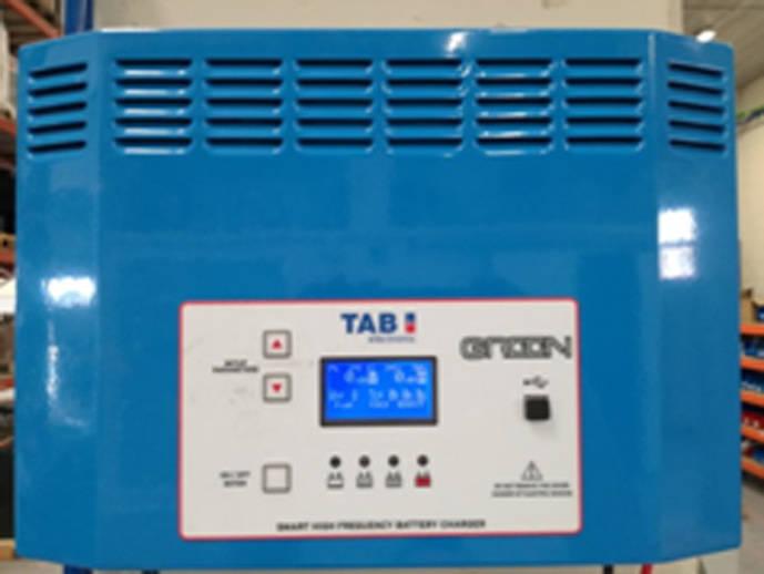 TAB Spain lanza sus nuevos cargadores para baterías de plomo-ácido y gel