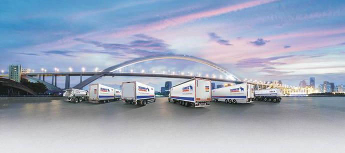 Schmitz Cargobull aumenta el volumen de negocios un 12% el último año