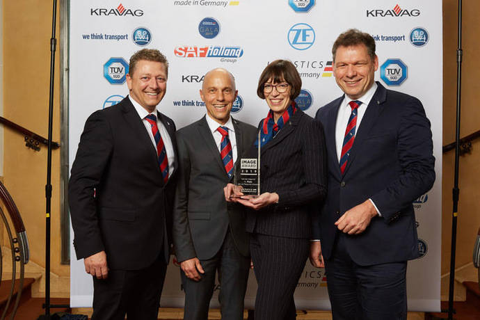 Schmitz Cargobull obtiene un triunfo en los Image Award del año 2019