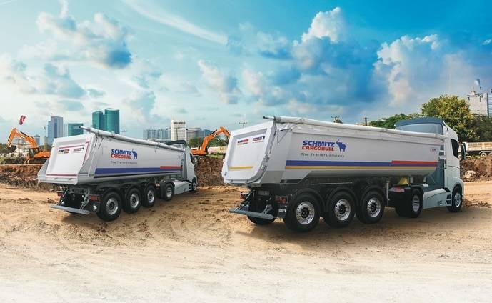 Balance positivo de Schmitz Cargobull en Bauma 2016