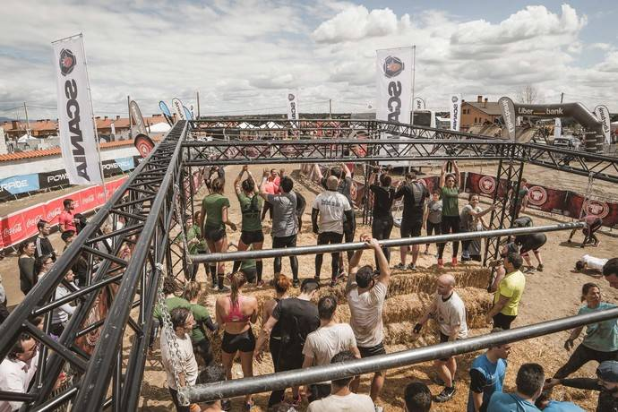 Gran participación en la Farinato Race, creada por Scania