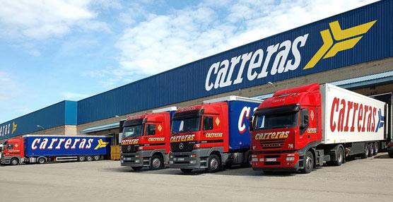 Carreras Grupo Logístico cierra el año 2015 con un crecimiento del 7% en ventas