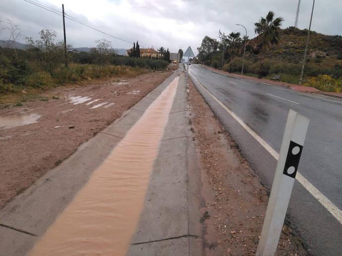 Andalucía repara cuatro carreteras dañadas por la Dana en Almería, con un coste de 3,4 millones de euros