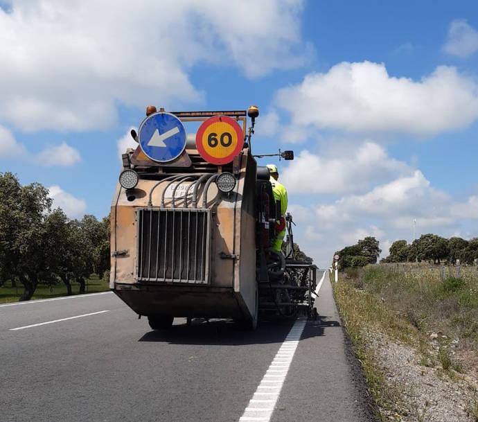 Andalucía destina 49.000 euros a la mejora de la A-424 entre Pozoblanco y Villanueva de Córdoba