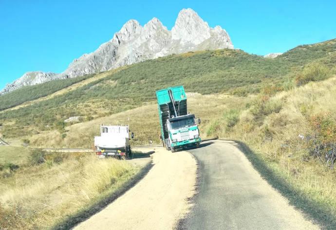 Aprobados 53,7 millones de euros para contratación de obras de vialidad y seguridad en diferentes tramos de carreteras de las provincias de Ávila, León, Palencia y Valladolid