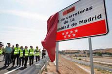 La Comunidad de Madrid continúa con la mejora de carreteras