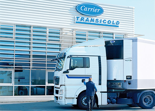 Carrier Transicold Netherlands adquiere TRS Transportkoeling