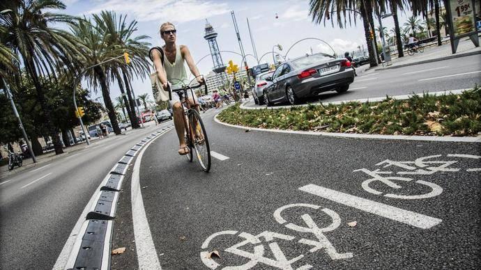Plan de choque para impulsar el uso de la bicicleta