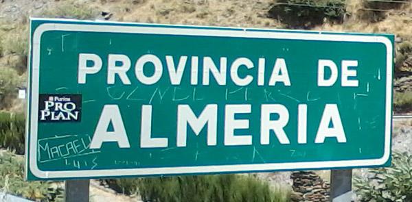 Concursos de Almería-Cartagena y Burgos-Zaragoza