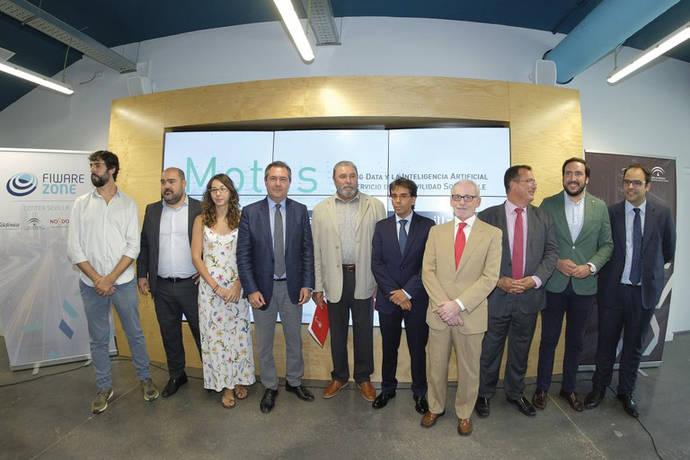 Sevilla mejorará la movilidad por La Cartuja